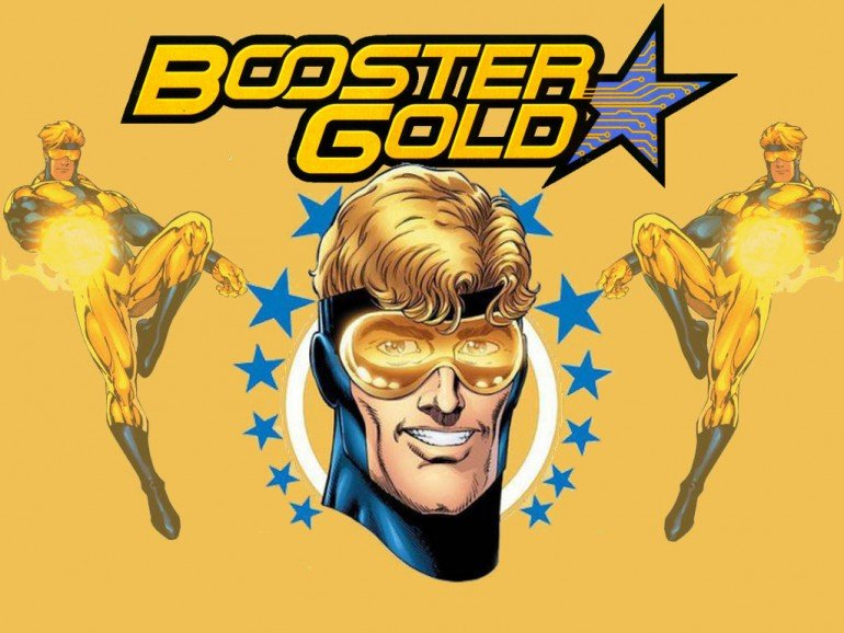 booster gold Dan Jurgens