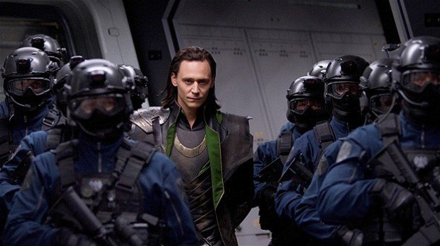 The Avengers Clip - Loki Imprisoned
