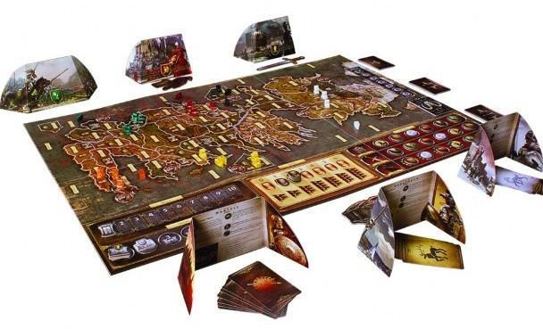 Game of Thrones The Board Game