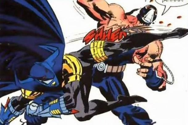 10 Things You Didn't Know About Bane - Dark Knight Rises ... Batman Vs Azrael