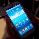 Galaxy S3 Hands-On