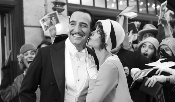 The Artist Review - Michel Hazanavicius's novelty film is both artful and charming