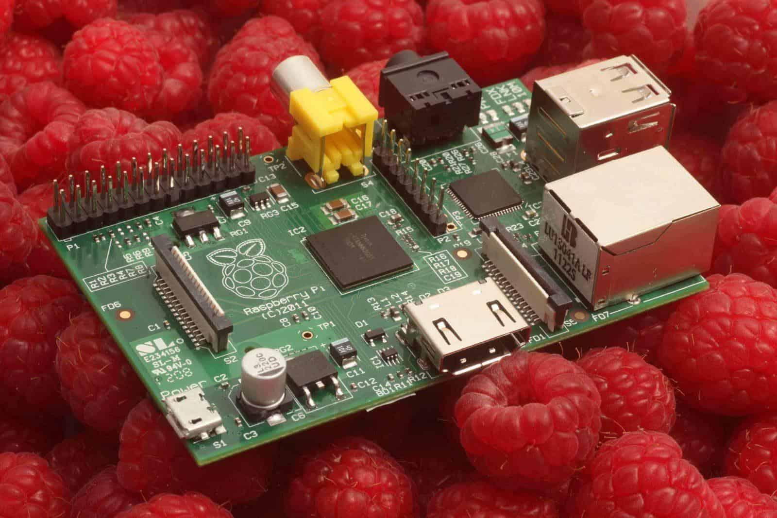 Raspberry Pi - Wallpaper
