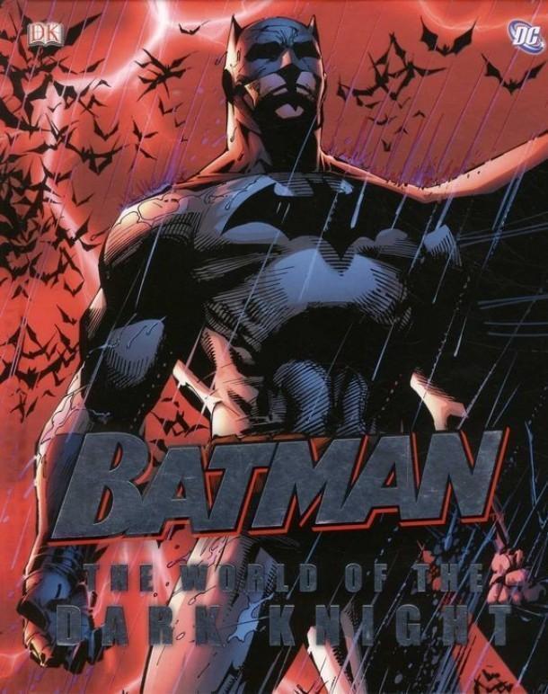 batman world of the dark knight