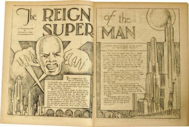 Reign of the Superman e1343941542344 7 Things You Didn't Know About Superman