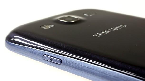 Samsung Galaxy SIII - Back-Side