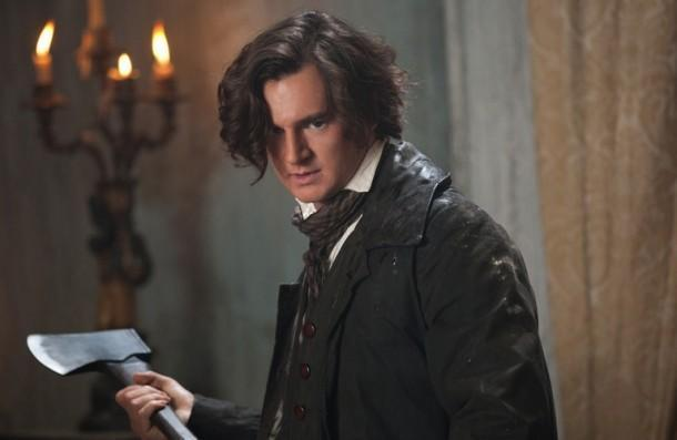 Benjamin Walker stars as ABRAHAM LINCOLN: VAMPIRE HUNTER