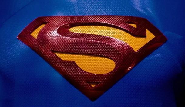 superman returns S chest