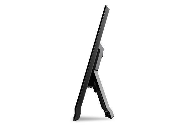 Acer P238HL - Side