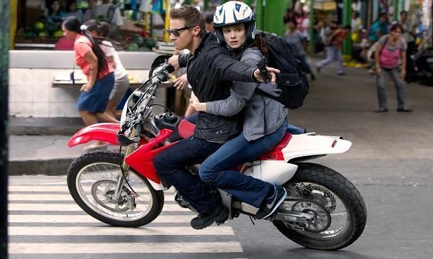 Bourne Legacy - Bike Scene
