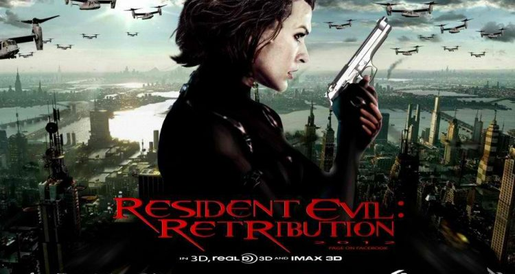 Resident Evil: Retribution Review - There are glimmers of hope in this zombie infested sequel