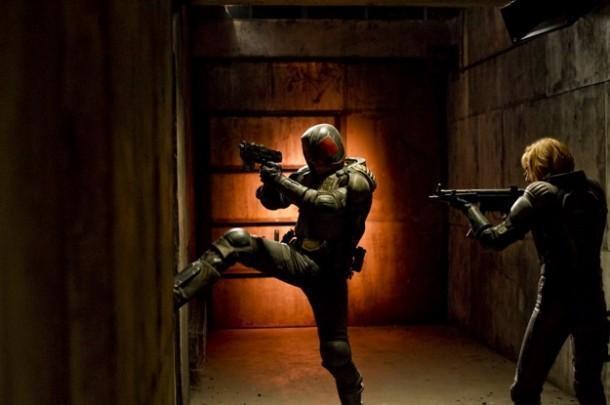 Judge Dredd review