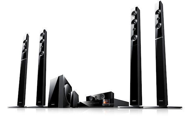 Samsung HT-E6750W - System