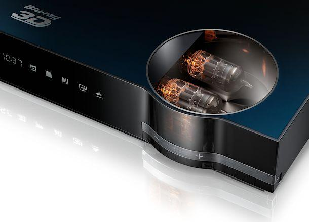 Samsung HT-E6750W - Vacuum Amplifier