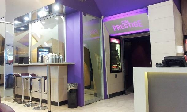 Ster-Kinekor Cine Prestige - Entrance