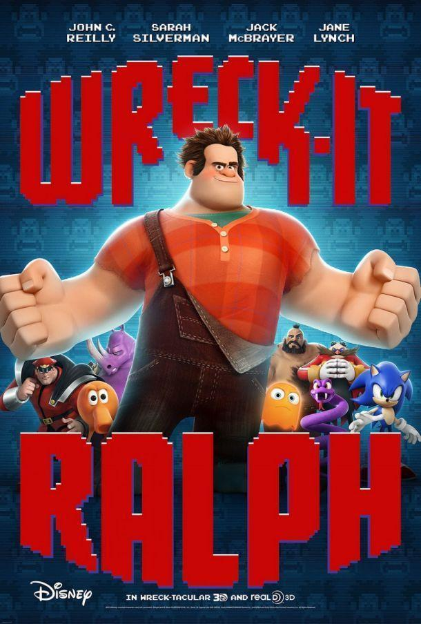 10 Fun Facts About Wreck-It Ralph - Header