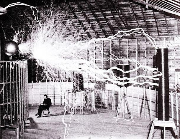 10 Things About Tesla - Colorado Springs Laboratory