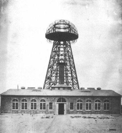 10 Things About Tesla - Wardenclyffe Plant