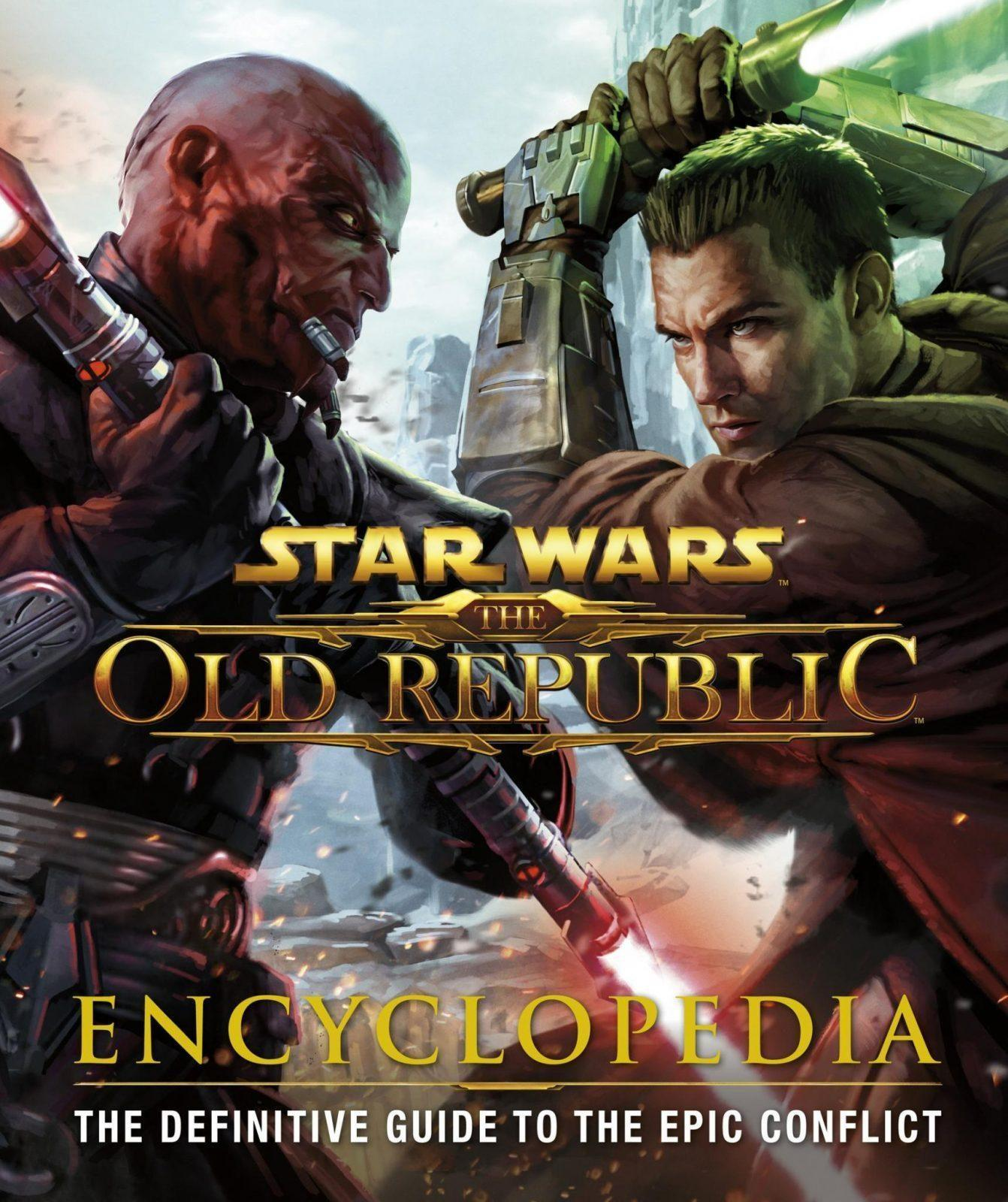 Star Wars Old Republic Encyclopedia