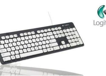 Logitech Washable Keyboard - Header