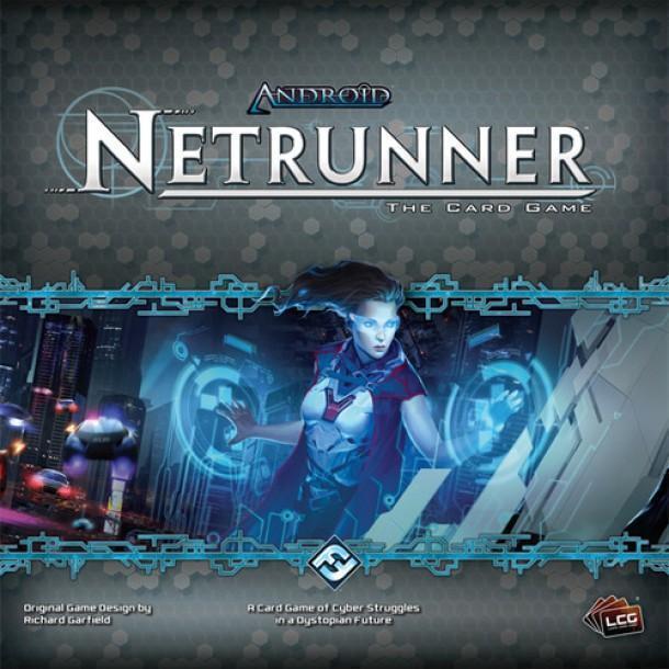 netrunner board game
