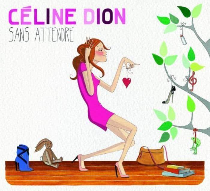 Céline Dion Sans Attendre