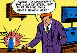 Luthor Action Comics 23 Origins: Lex Luthor