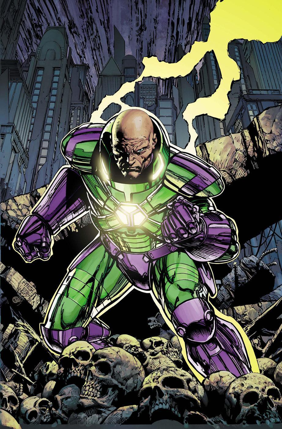 lex luthor future