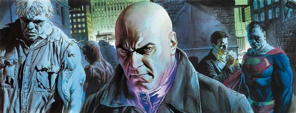 lex luthor origins1 The Origins of Lex Luthor