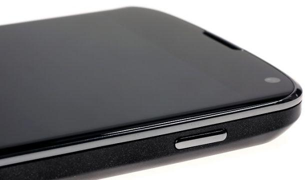 LG Nexus 4 - Angle