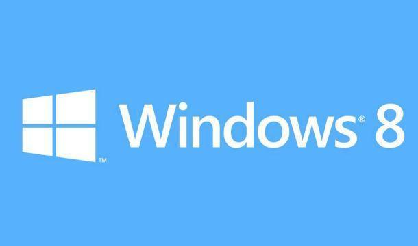 Windows 8 - Header