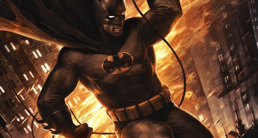Batman The Dark Knight Returns, Part 2 review