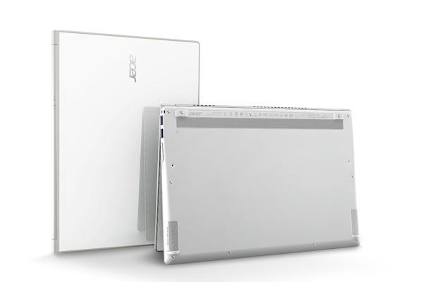 Acer Aspire S7 - Back and Front