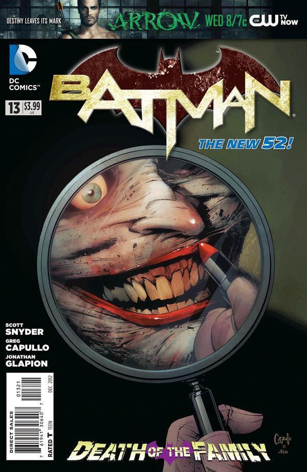 batman death of the family