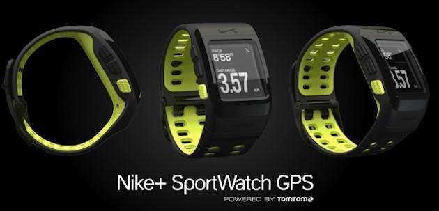Nike+ SportWatch GPS - Angles