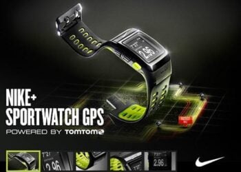 Nike+ SportWatch GPS - Header