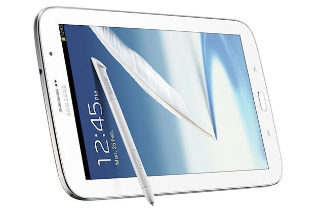 Samsung Galaxy Note 8.0 - Angle