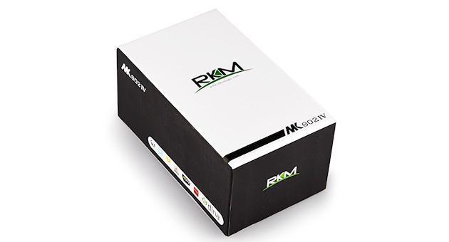 Rikomagic-MK802IV - Box