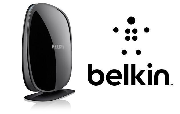 Belkin Play N600 - Header