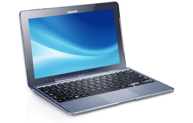 Samsung Ativ Smart PC - Angle