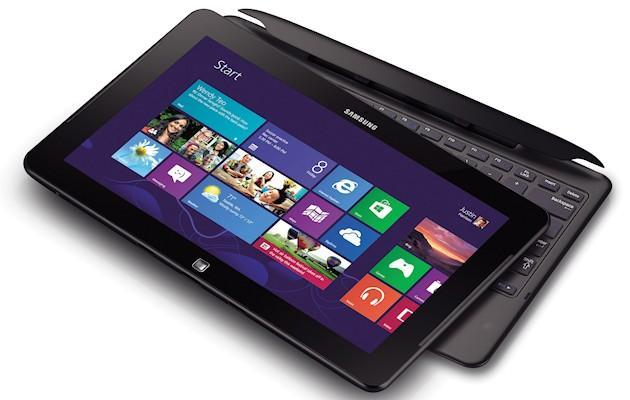 Samsung Ativ Smart PC - Front