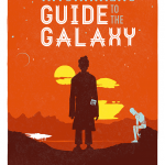 4. HitchHikers Guide To The Galazy Douglas Adams 25 Science-Fiction Books Every Fan Should Read Before They Die Books