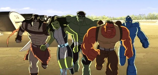 Hulk and the Agents of S.M.A.S.H. review