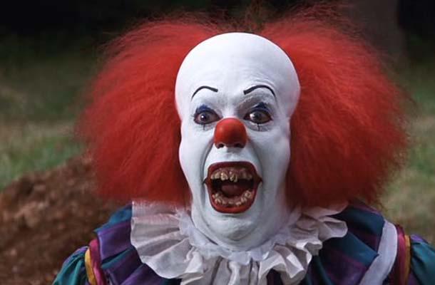 IT clown horror movies