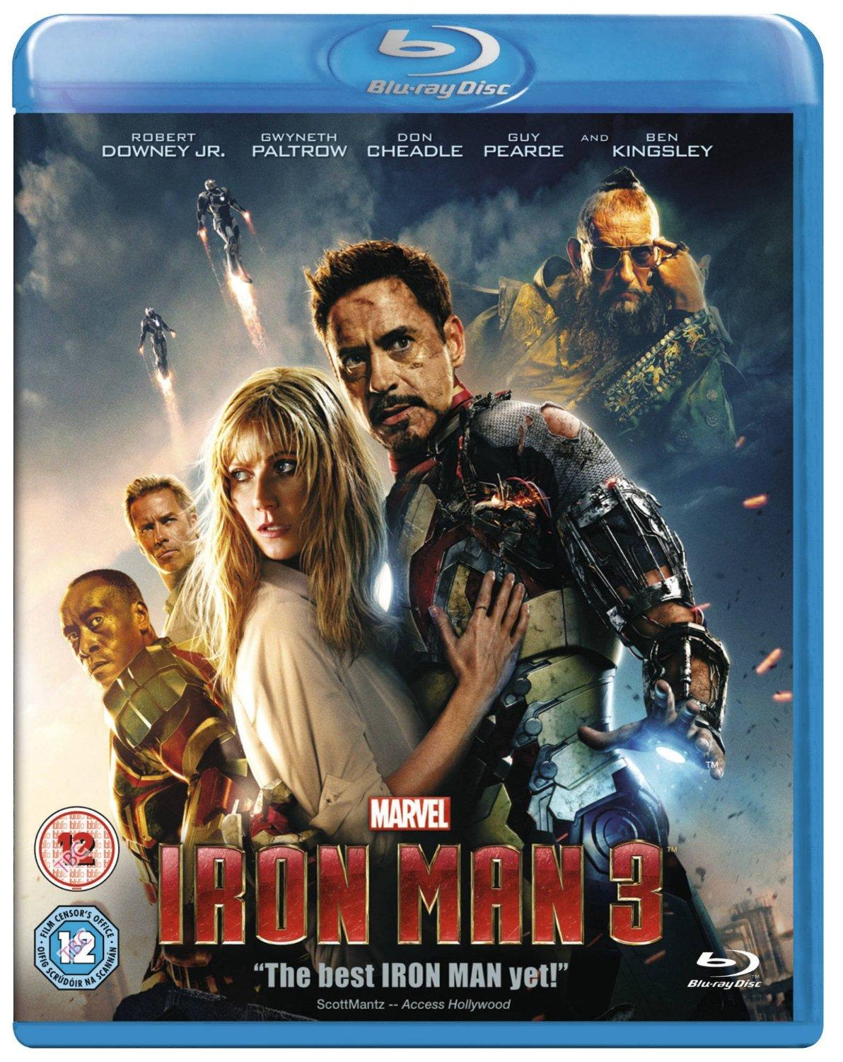 iron man 3 review Iron man 3 had action, drama, comedy - it was the best movie i've seen all year iron man 3 opens in theaters on may 3 check out my iron man 3 review.