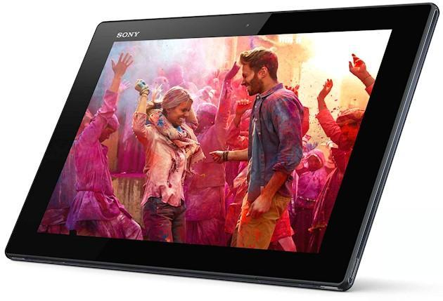 Sony Xperia Tablet Z - Dsiplay