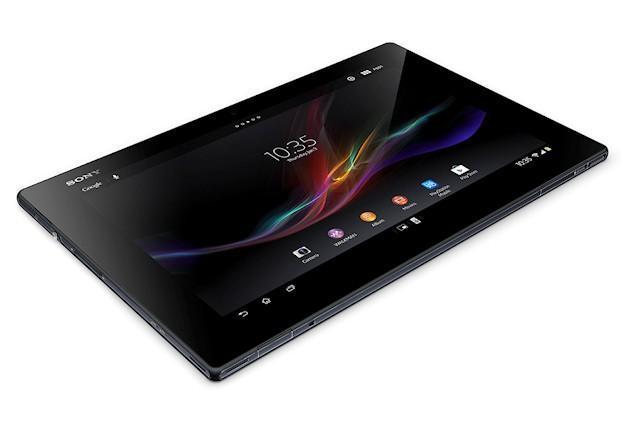 Sony Xperia Tablet Z - Flat