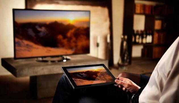 Sony Xperia Tablet Z - IR