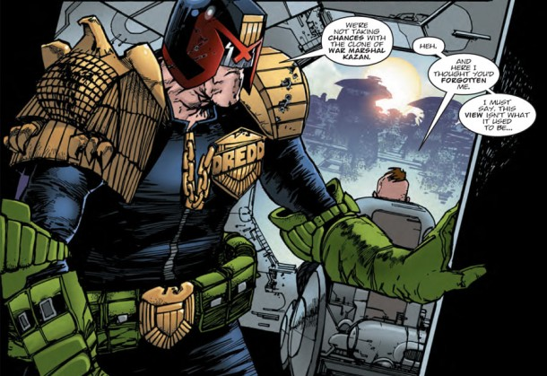 Dredd Trifecta Review