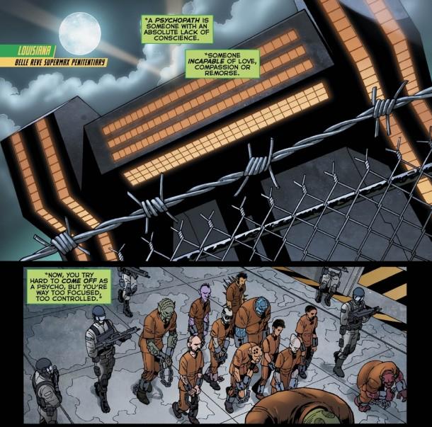 Aquaman #23.1 Black Manta